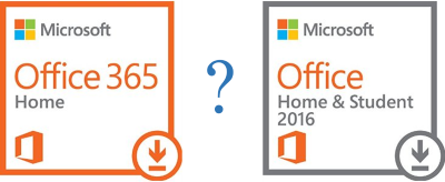 Office365-vs-office2016
