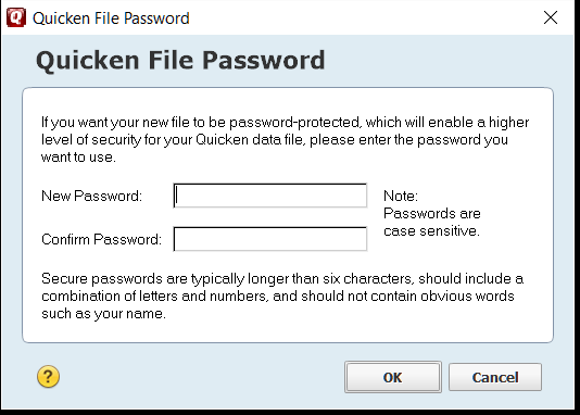 Making a Year-End Copy of Quicken - Best Practices - Top