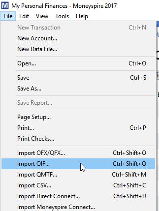 Qfx File