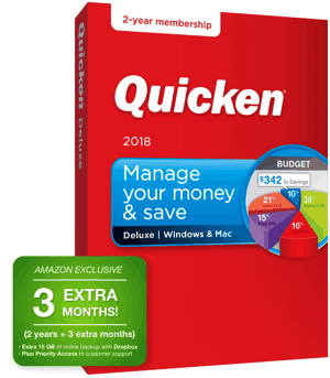 Quicken 2018 Subscription Membership Pricing Explained
