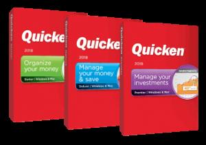 quicken 2018 mac versions editions