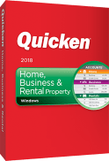 Quicken 2018 Home, Business, & Rental Property
